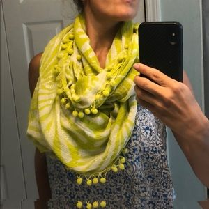 Floral Infinity Scarf - Loft